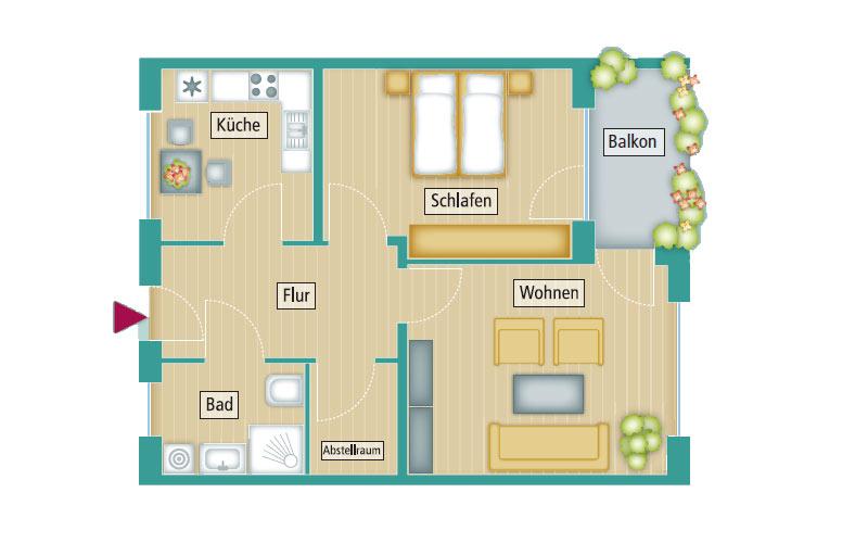 seniorenresidenz lindenhof ahornhof michels pflege. Black Bedroom Furniture Sets. Home Design Ideas